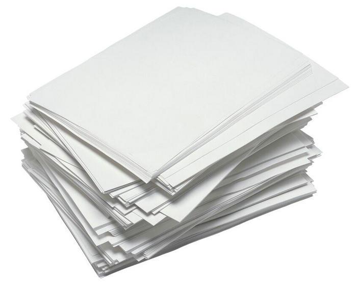 A4纸常用纸